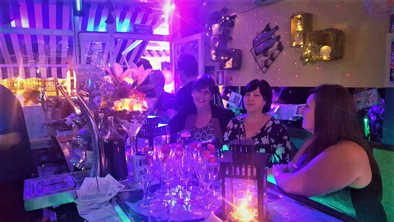 Caspers Benidorm late night café bar